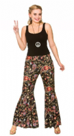 Hippie Flared Trousers Costume (EF2239)
